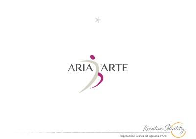 Aria D'Arte – Logo