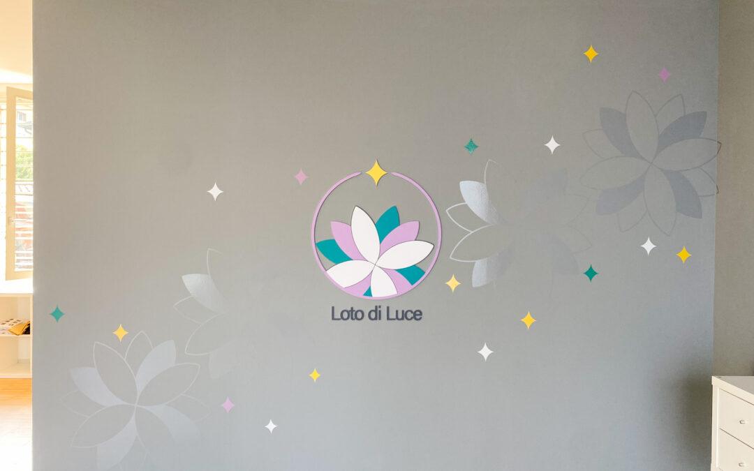 Loto di Luce – decorazione sala